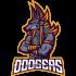 Teamlogo forDodgers